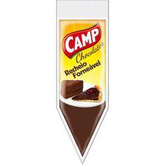 Recheio Forneável Chocolate Camp 1,01Kg