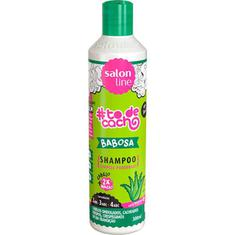 Shampoo Tratamento Babosa Salon Line 300ml