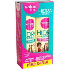 Kit Shampoo+Condicionador Hidra Original Salon Line 300ml+300ml