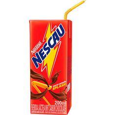 Bebida Láctea Nescau 200ml