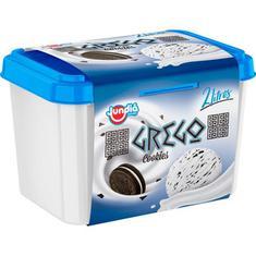 Sorvete Iogurte Grego Cookies Jundiá 2L