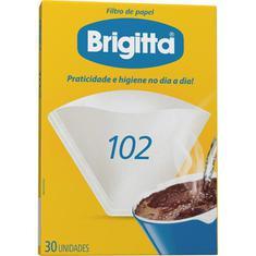 Filtro de Papel 102 Brigitta 30un.