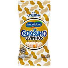 Ovinhos de Amendoim Crokíssimo 80g