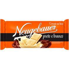 Chocolate Tablete Preto e Branco Neugebauer 100g