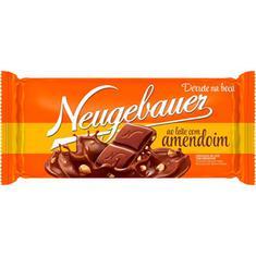 Chocolate Tablete ao Leite com Amendoim Neugebauer 90g