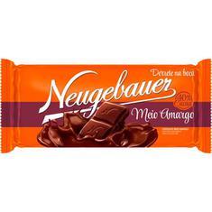 Chocolate Tablete Meio Amargo 40% Cacau Neugebauer 90g