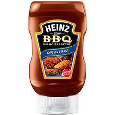 Molho Barbecue Heinz 397g