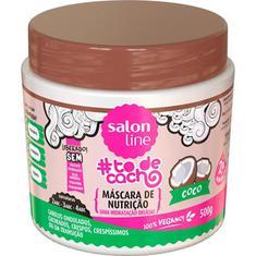 Creme de Tratamento Coco Salon Line 500ml