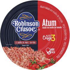 Atum Ralado em Molho de Tomate Robinson Crusoe 170g