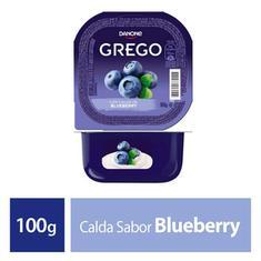 Iogurte Grego Blueberry Danone 100g
