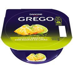 Iogurte Grego Abacaxi com Limão Danone 100g