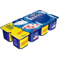 Iogurte Grego Polpa de Frutas Vermelhas Danone 800g