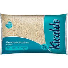 Farinha de Mandioca Grossa Kicaldo 1kg