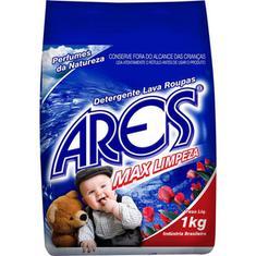 Lava Roupas em Pó Ares 1kg