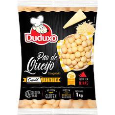 Pão de Queijo Premium Tradicional Duduxo 1kg
