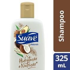 Shampoo Óleo de Coco e Abacate Suave 325ml