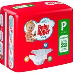 Fralda Jumbinho Care Baby Roger P 22un