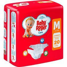 Fralda Jumbinho Care Baby Roger M 20un