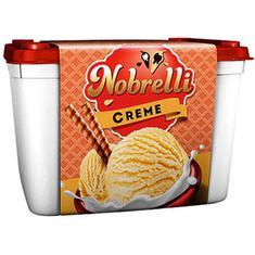 Sorvete Creme Nobrelli 1,5L