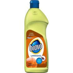 Limpa Piso para Laminados Bravo 750ml