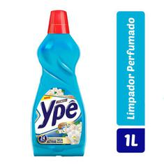 Limpador Perfumado Azul Tropical Ypê 1L
