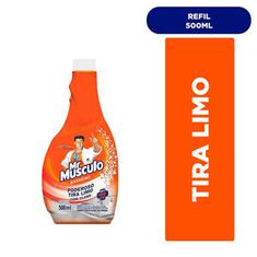 Limpador Limpa Limo Mr Músculo Refil 400ml