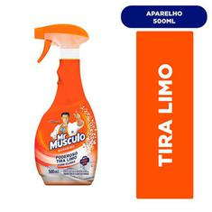 Limpador Limpa Limo Mr Músculo 500ml