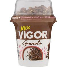 Iogurte Mix Granola e Chocolate Vigor 165g