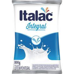 Leite em Pó Integral Italac 800g