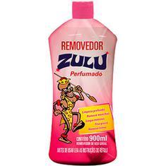 Removedor Perfumado Zulu 900ml