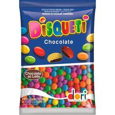 Confeito de Chocolate Disqueti 500g