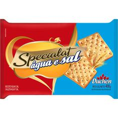 Biscoito Água e Sal Specialat 400g