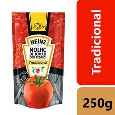Molho de Tomate Tradicional Heinz 250g