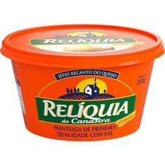 Manteiga com Sal Relíquia da Canastra 200g