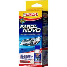 Revitalizador Líquido de Farol Luxcar 50ml