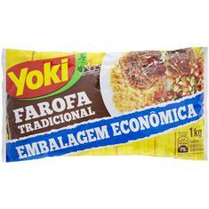Farofa Pronta Tradicional Yoki 1kg