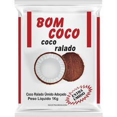 Coco Ralado Bom Coco 1kg