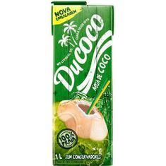 Água de Coco Ducoco 1L