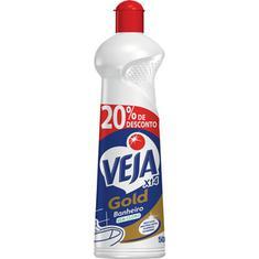 Limpador de Banheiro Sem Cloro X-14 Veja 500ml 20% de Desconto