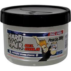 Gel Cola Hard Hair Leve 300g Pague 250g