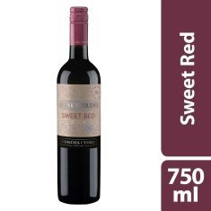 Vinho Chileno Reservado Sweet Red Concha Y Toro 750ml