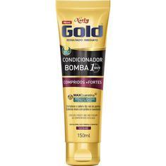 Condicionador Bomba Compridos + Fortes Niely Gold 150ml