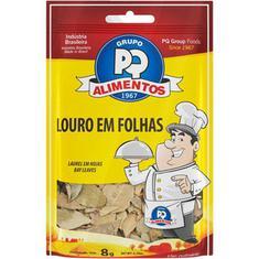 Folha de Louro PQ 8g