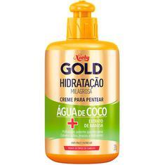 Creme para Pentear Água de Coco Niely Gold 280g