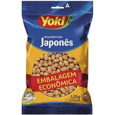 Amendoim Japonês Yoki 1,01kg