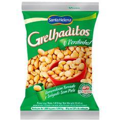 Amendoim Torrado sem Pele Grelhaditos Santa Helena 1,01kg