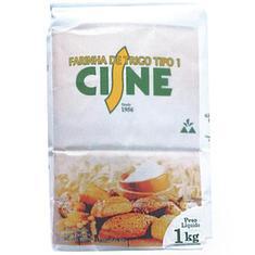 Farinha de Trigo Cisne 1kg