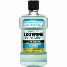 Solução Bucal Listerine Zero 500ml