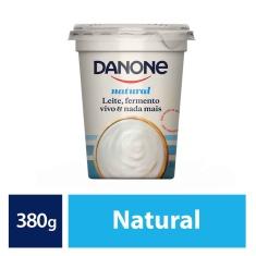 Iogurte Natural Danone 380g