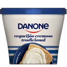 Requeijão Cremoso Danone Regular 200g